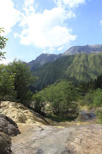 黄龙自然景区