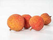 新鲜水果红色妃子笑