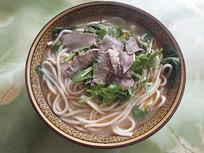 一碗牛肉粉