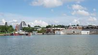 临江建筑摄影