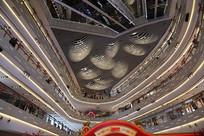 上海环贸中心商场顶棚设计