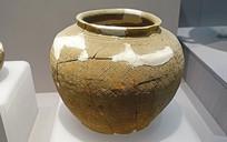 春秋几何印纹硬陶罐