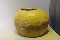 春秋中晚期原始青瓷罐