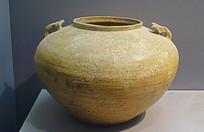 战国早期原始青瓷罍