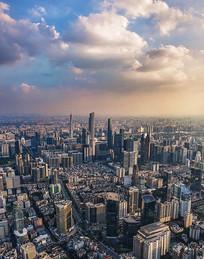 广州城市风光