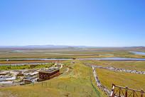 黄河第一湾俯拍