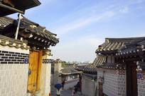 韩国北村韩屋村