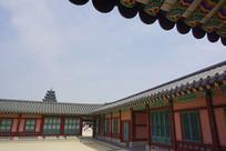 韩国景福宫咸和堂和缉敬堂