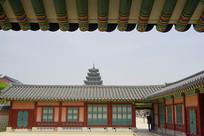 韩国景福宫咸和堂和缉敬堂内景
