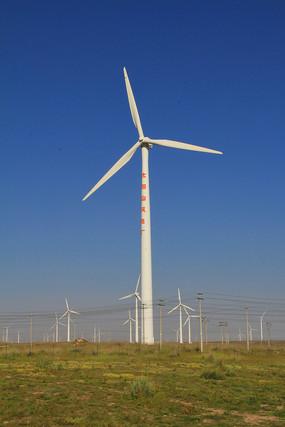 绿色能源风力发电