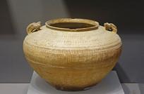 战国早期原始青瓷罐
