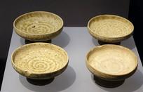 战国早期原始青瓷小豆