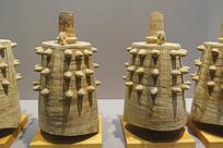 战国早期原始青瓷甬钟
