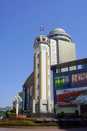 重庆抗战胜利纪功碑