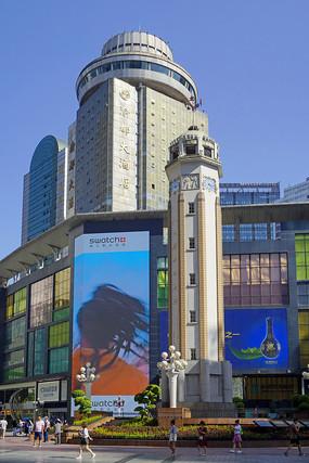 重庆人民解放纪念碑CBD