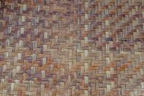 竹篮制作细节