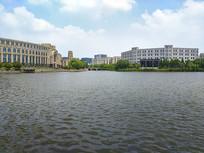 复旦江湾校区图书馆