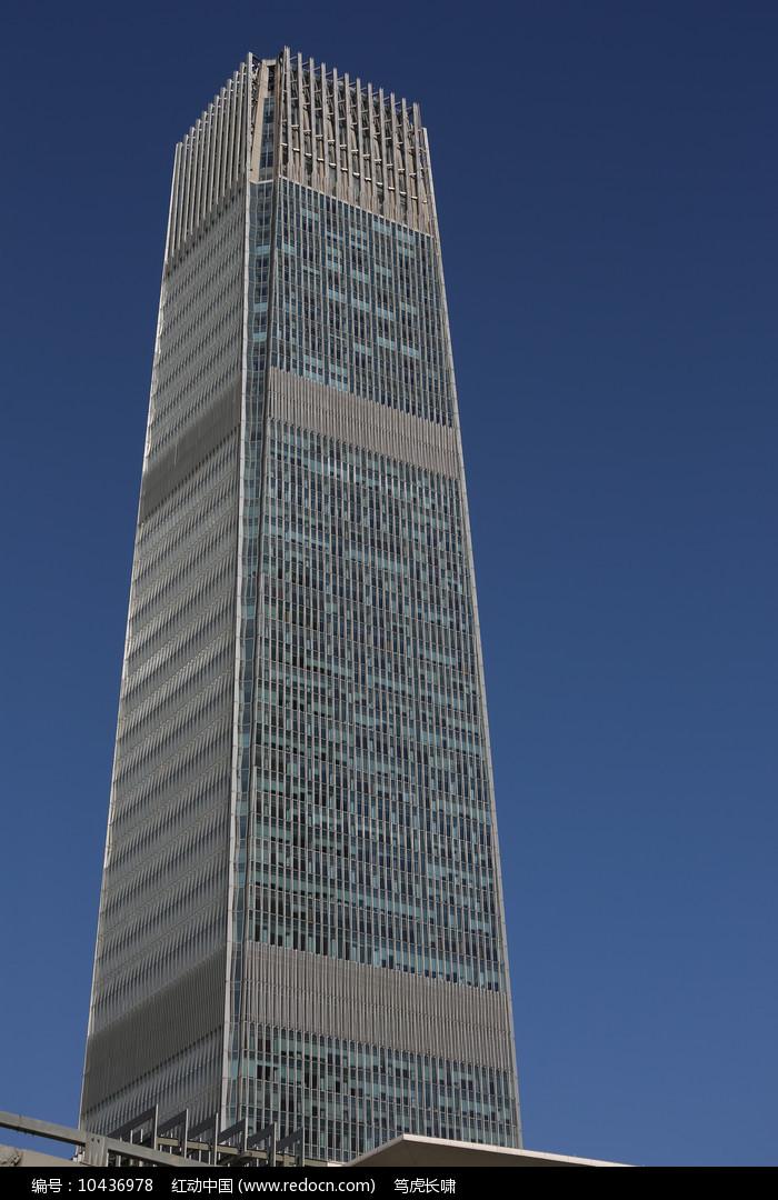 新国贸饭店大厦摄影图片