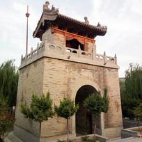 瞭望楼传统建筑图片
