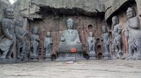 石窟佛像雕塑
