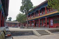 北京恭王府豪华建筑