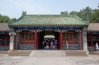北京清代建筑恭王府