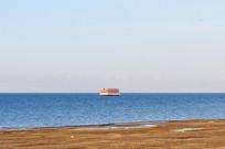 静谧的青海湖