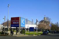 德国汉诺威展览展厅建筑群