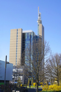 德国汉诺威展览中心