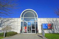 德国汉诺威展览中心建筑