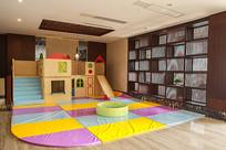 酒店儿童娱乐区设计