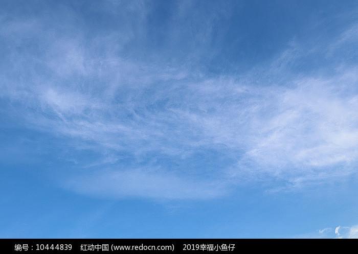 淡淡白云飘图片