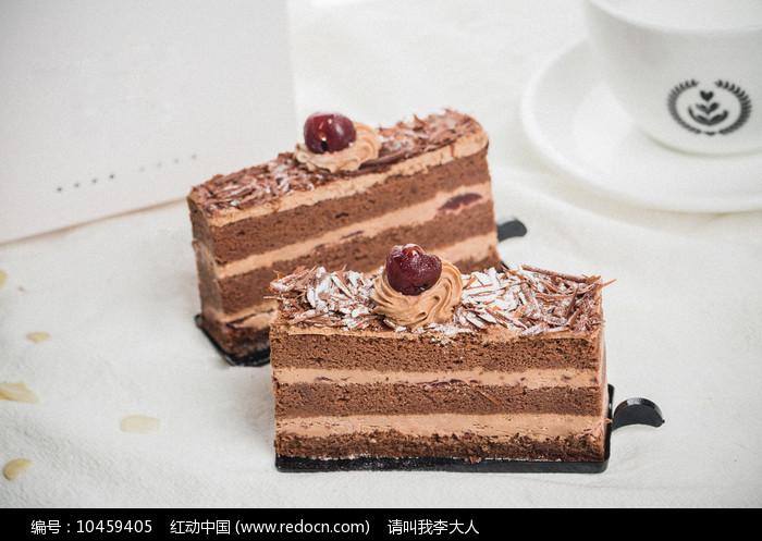 巧克力慕斯图片