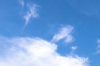 天空的多姿云朵