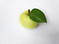 静物青苹果