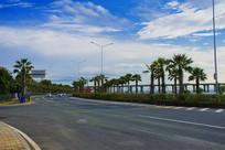深圳西湾公园外沿海高速