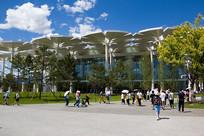2019北京世园会国际馆建筑