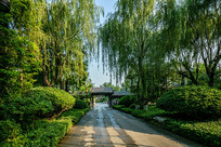 济南大明湖公园