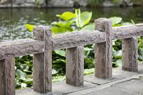 济南泉城公园池塘