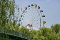济南泉城公园摩天轮