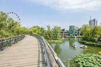 泉城公园风景