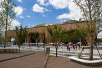 2019北京世博会植物馆风光