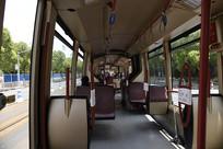 单轨电车车厢