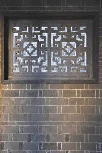 李鸿章故居的花窗