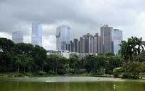 深圳大学校园