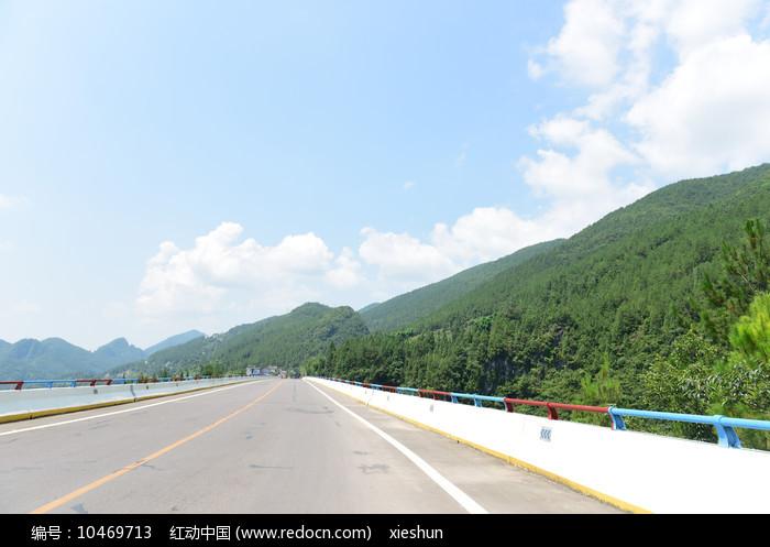 农村209国道图片