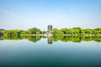 济南大明湖超然楼