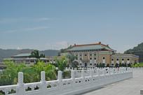 台北故宫博物院外景