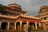 台湾道教圣地指南宫