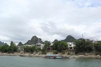 山水风景河流